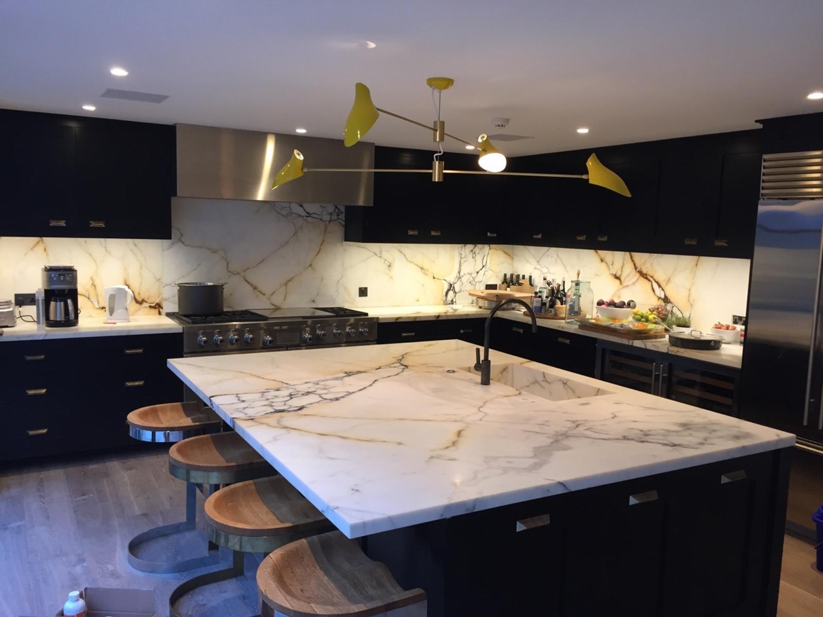 Cucina Marmo Paonazzo